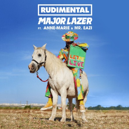 Zobacz wyczekiwany klip Rudimental & Major Lazer Let Me Live feat. Anne-Marie & Mr Eazi!