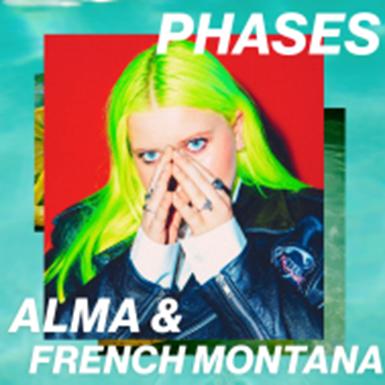 Alma & French Montana - teledysk do utworu Phases