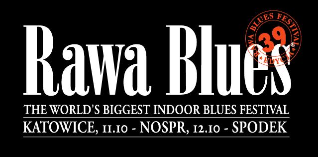 Znamy pierwszych artystów 39 Rawa Blues Festival!!