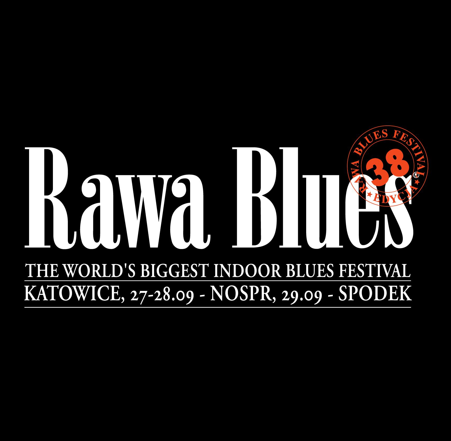 Robert Cray gwiazdą tegorocznego Rawa Blues Festival!