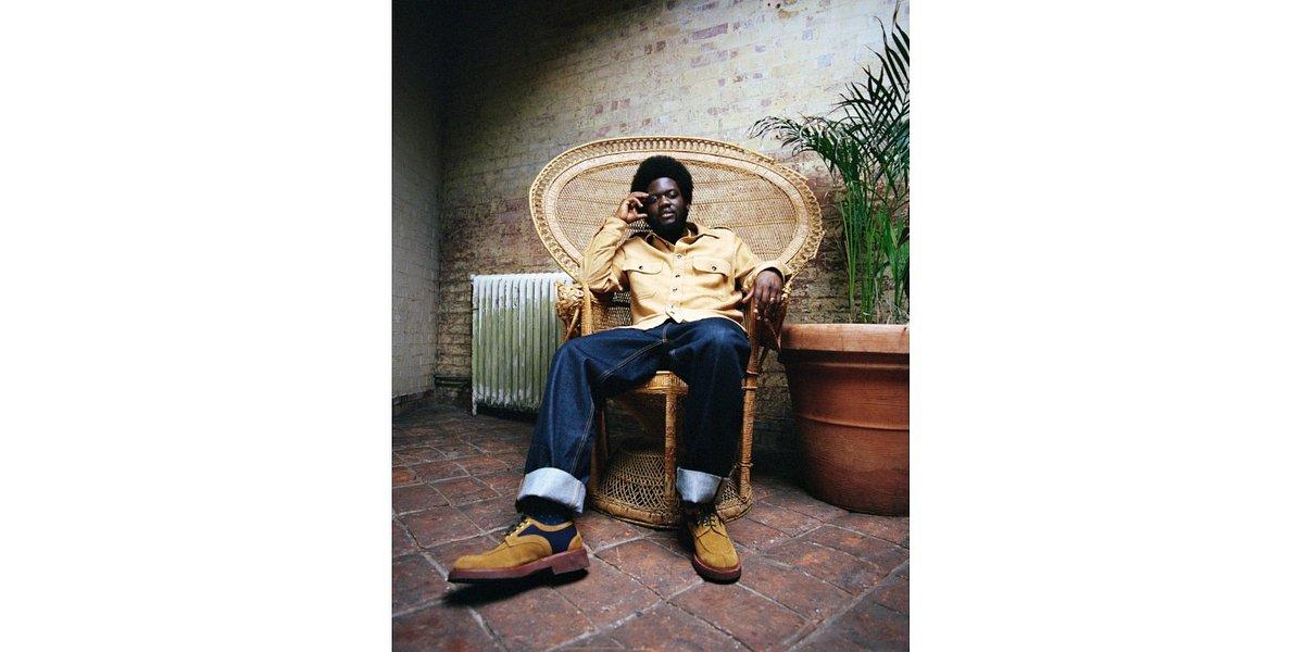 Michael Kiwanuka ogłasza premierę trzeciej płyty