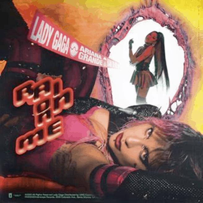 Lady Gaga i Ariana Grande prezentują Rain On Me