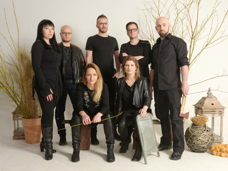 Folk-metalowa Łysa Góra nagrała cover hitu z serialu Wiedźmin
