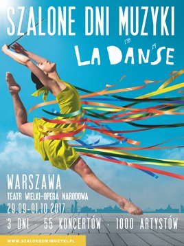 Szalone Dni Muzyki 2017 La Danse