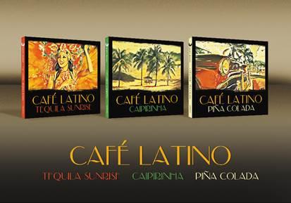 Seria płyt Café Latino - premiera 14 lipca!