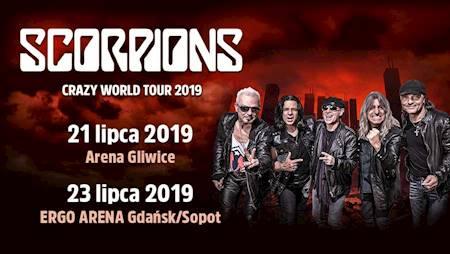 Scorpions w Polsce! Prezentujemy oficjalny spot
