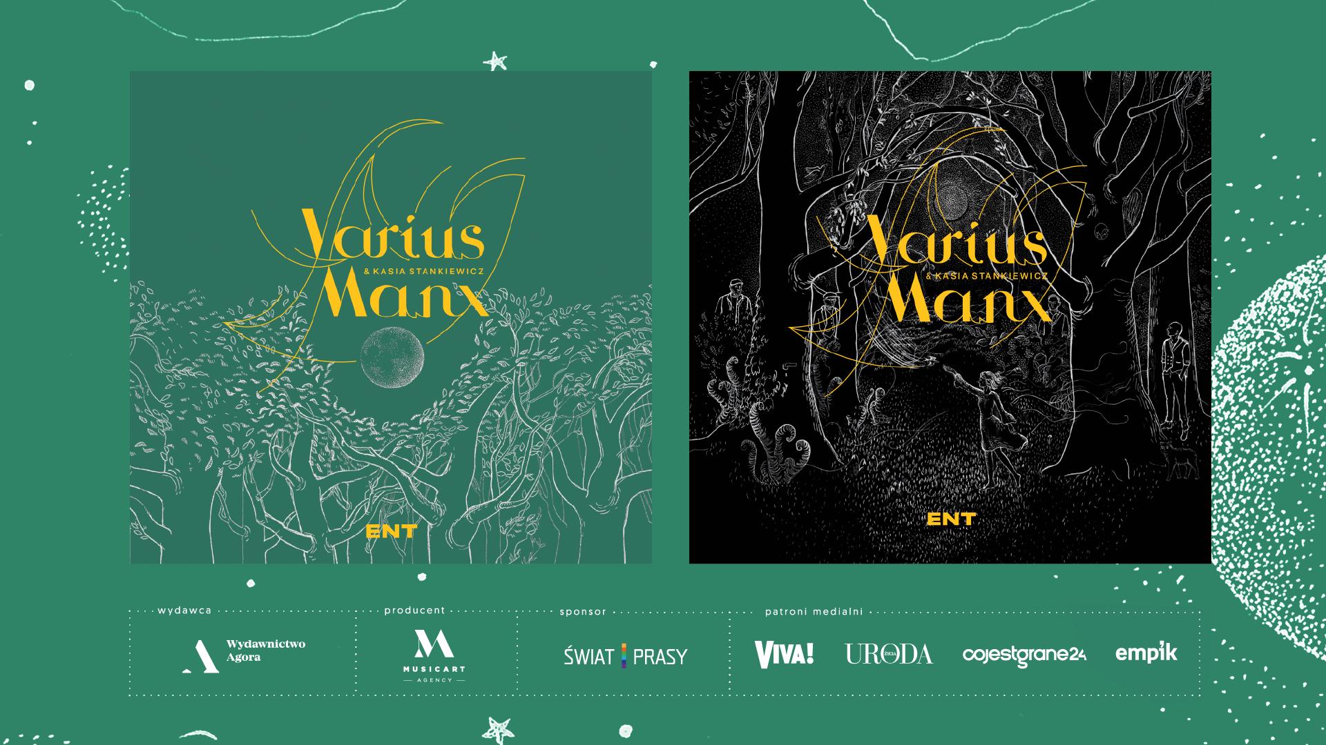Varius Manx powraca z nowym albumem ENT