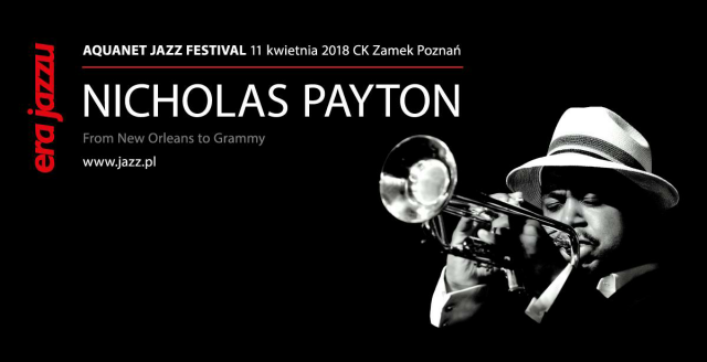 Nicholas Payton - Era Jazzu: Aquanet Jazz Festival