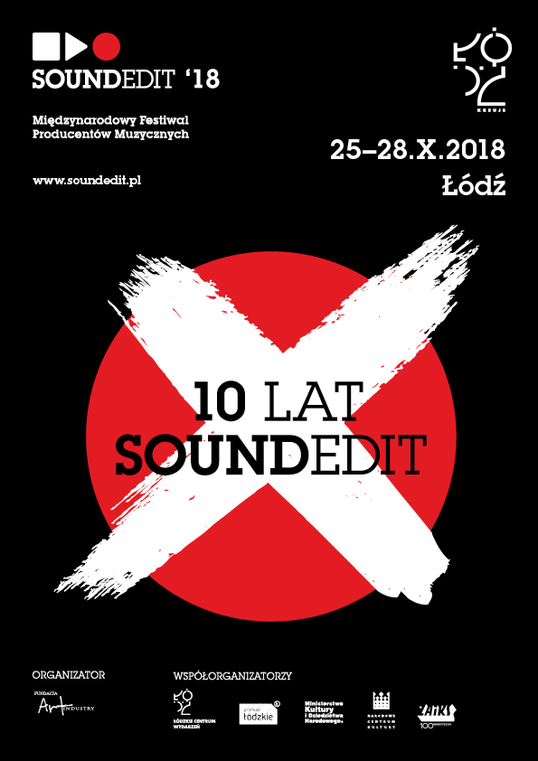 10 lat Soundedit - Love to love Soundedit!