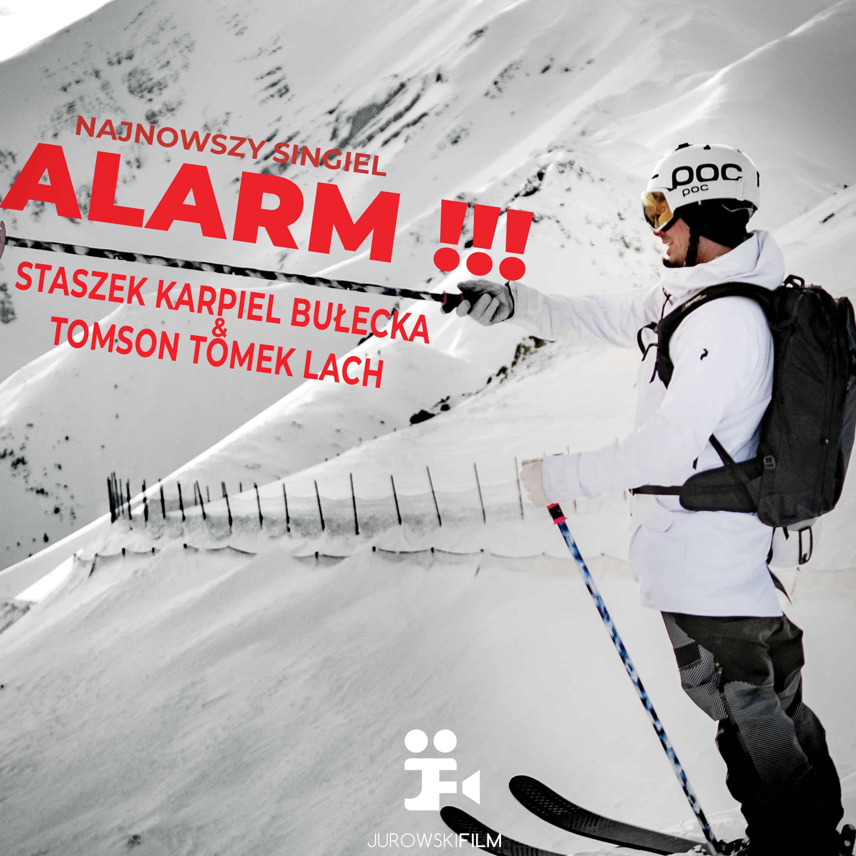 Staszek Karpiel – Bułecka przedstawia Alarm!!! - swój debiutancki singiel