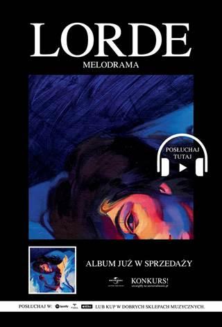 Lorde Puzzle Melodrama - niestandardowa akcja outdoorowa!