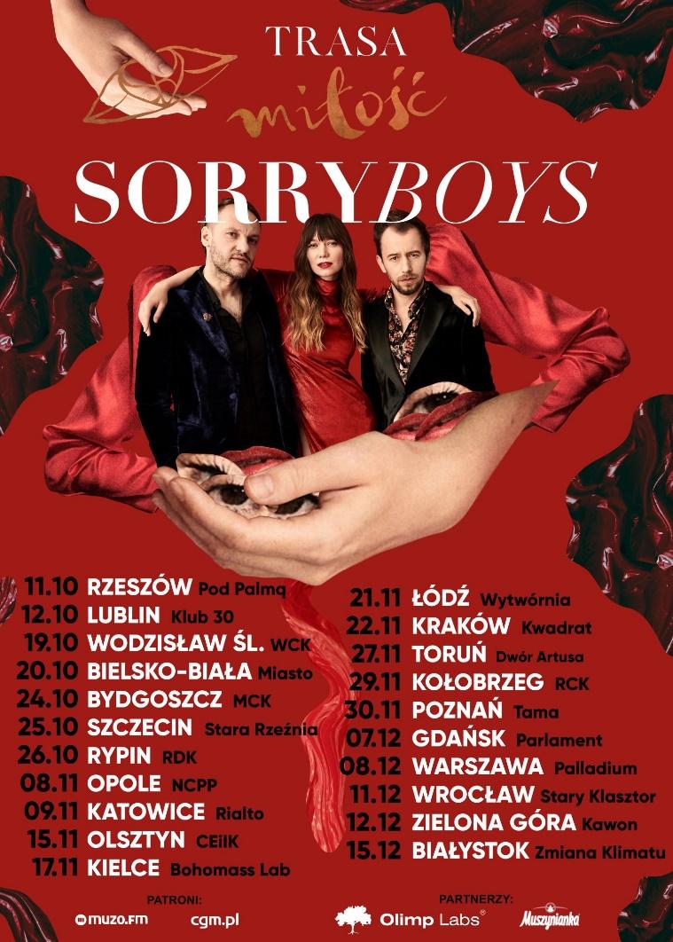 Sorry Boys zapraszają na Miłość 2019!