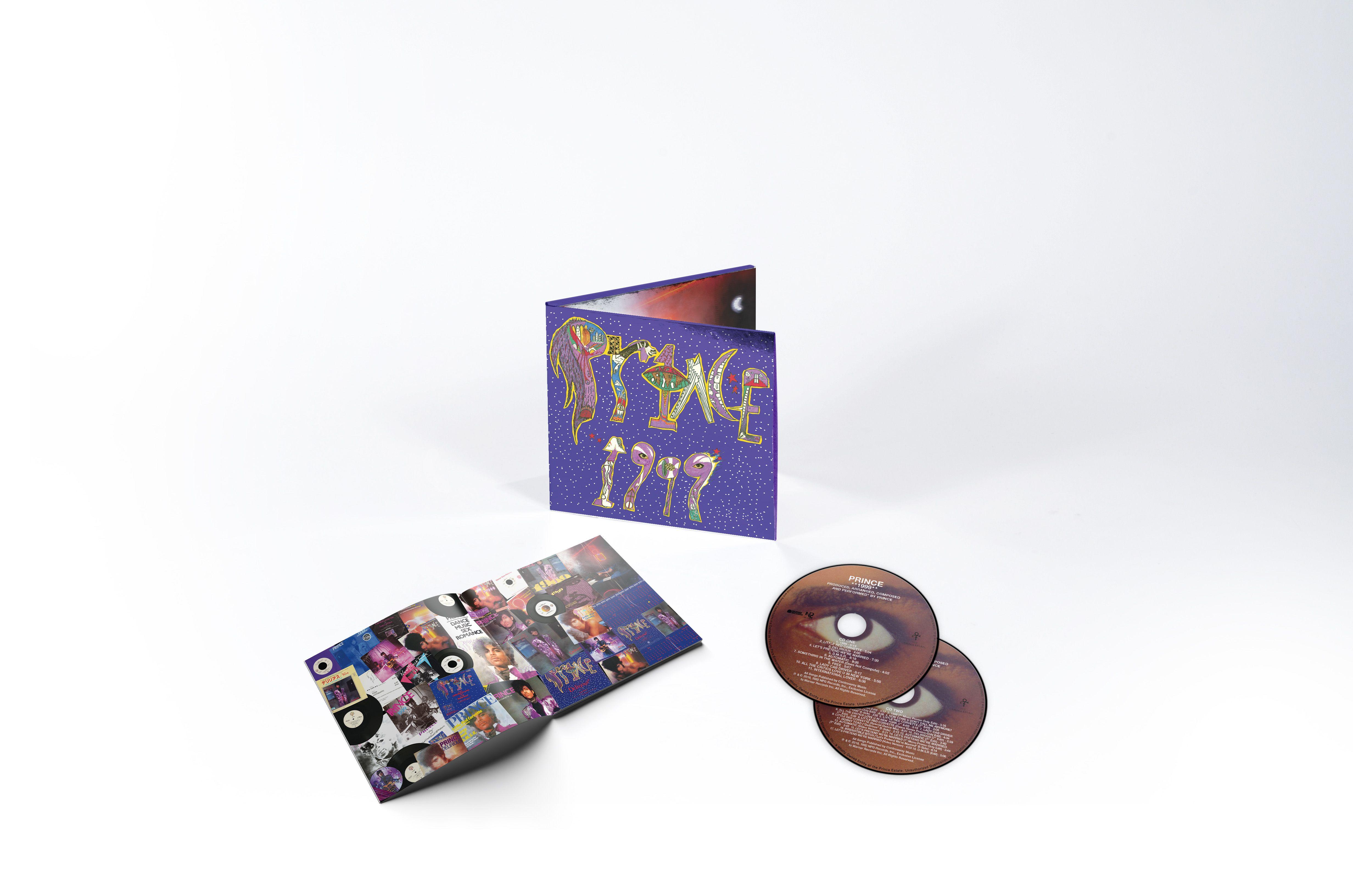 Prince - 1999 - reedycja kultowego albumu
