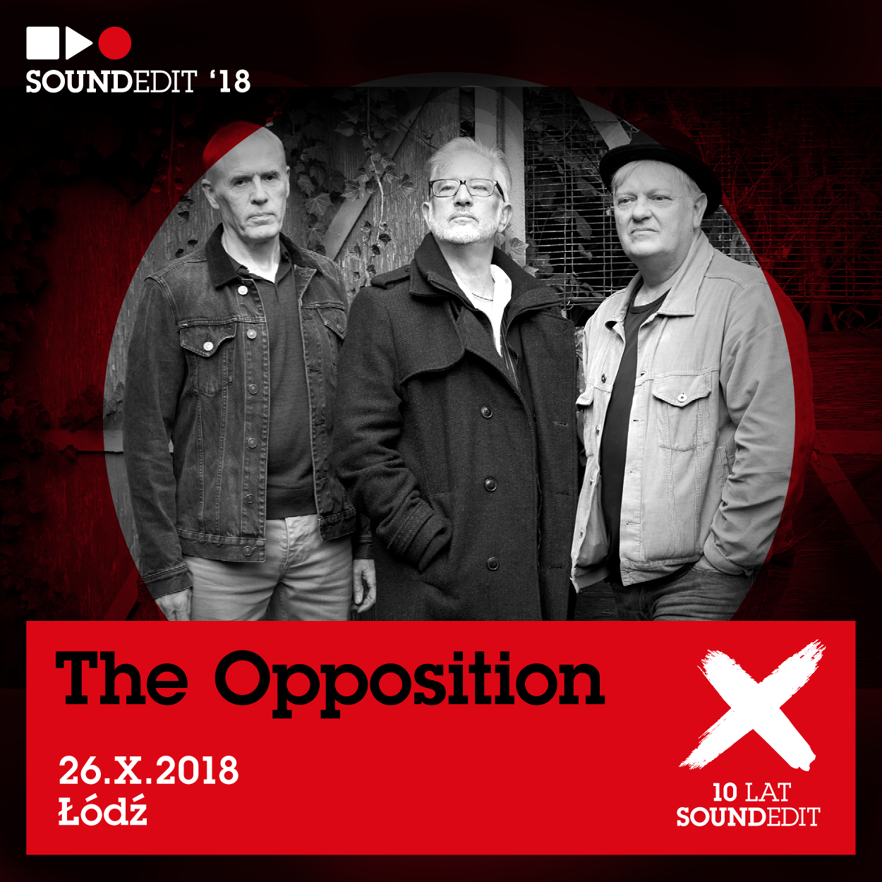 10 lat Soundedit - The Opposition