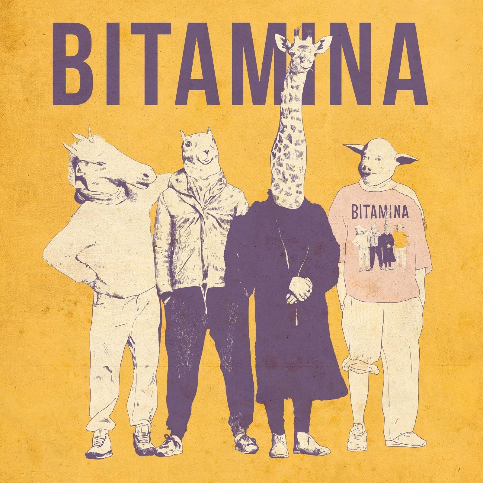 Bitamina kolejny raz prezentuje materiał, który zapowiada albumu Kwiaty I Korzenie