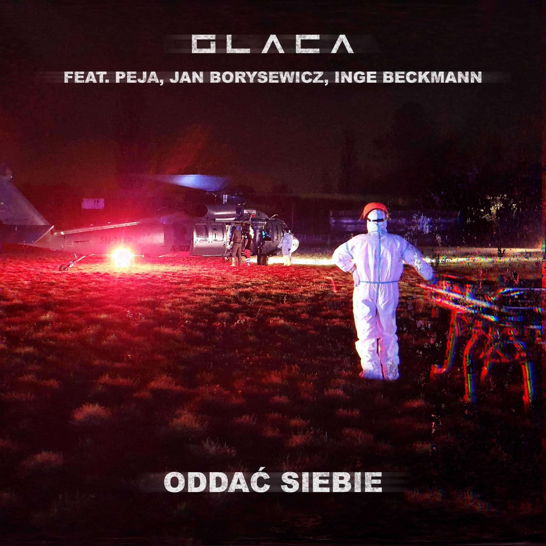Glaca, Peja i Jan Borysewicz - Oddać siebie Premiera wideoklipu -