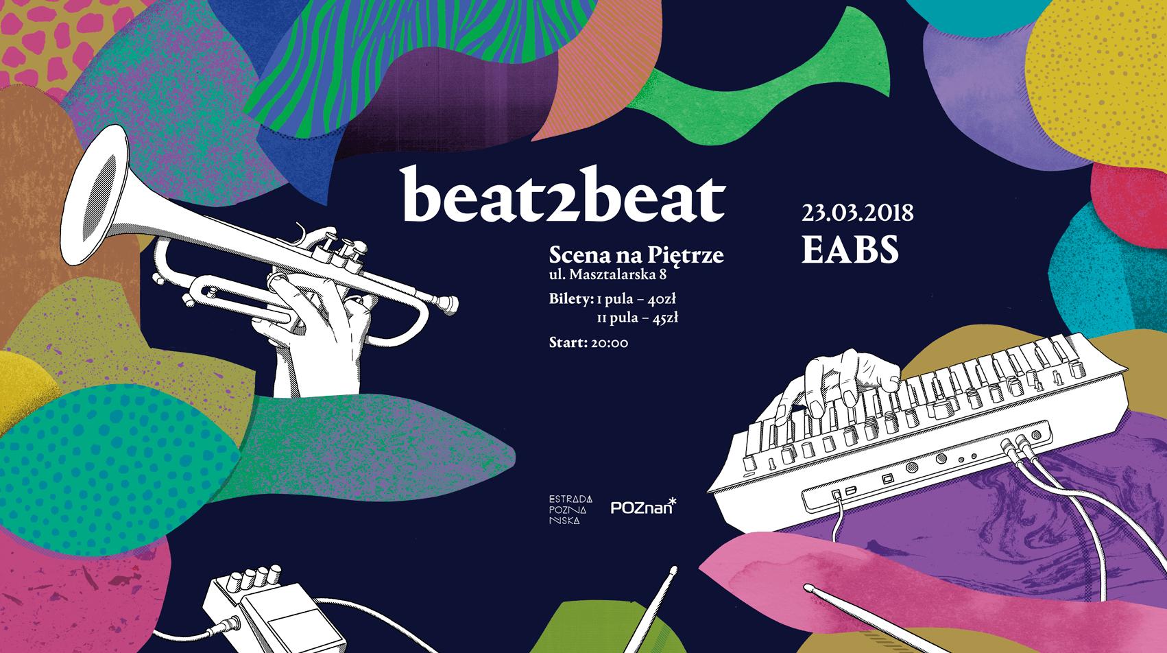 beat2beat - koncerty w Estradzie Poznańskiej
