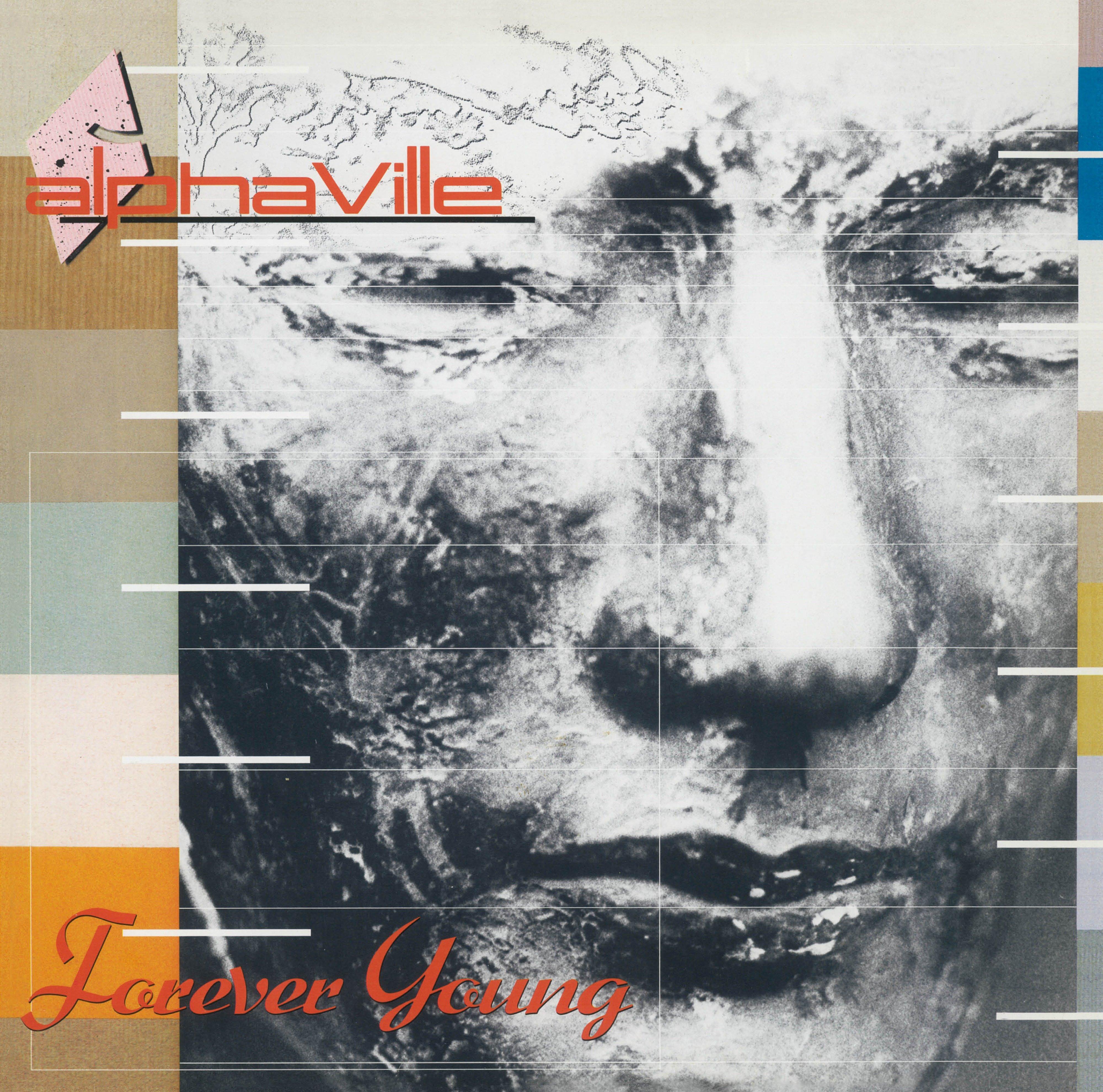Reedycja kultowego albumu grupy Alphaville - Forever Young z okazji 35-lecia!