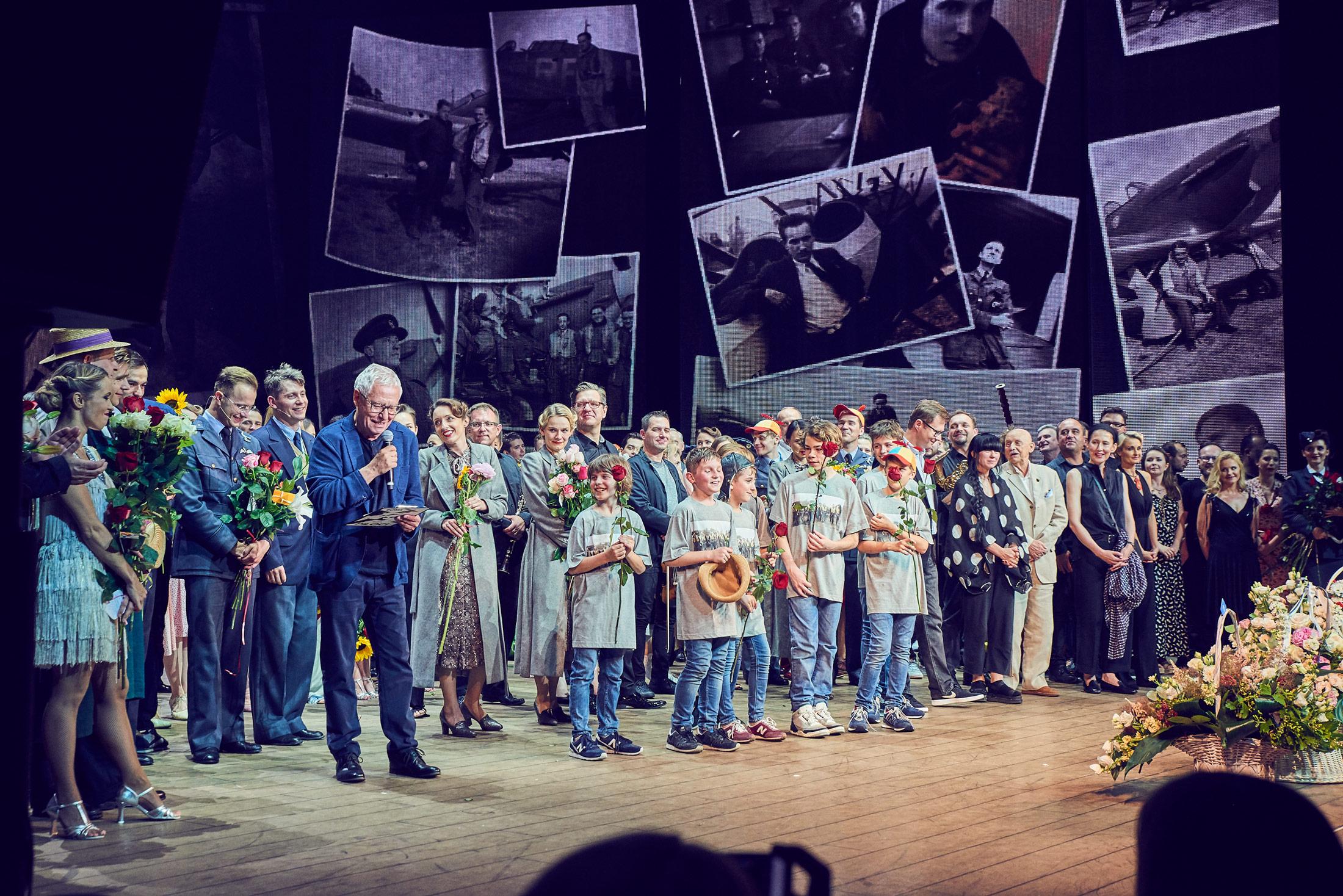 Piloci - pożegnanie tytułu w Teatrze Muzycznym ROMA!