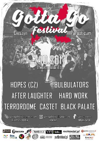 7 edycja Gotta Go Festiwal już w październiku!
