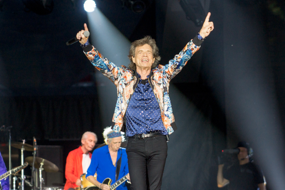 The Rolling Stones zawładnęli PGE Narodowym!