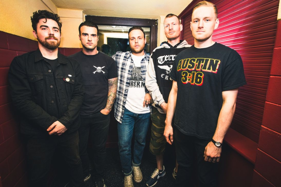 Stream nowego albumu Stick To Your Guns!
