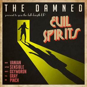 Upiorni Horror Punkowcy z The Damned powracają z płytą Evil Spirits