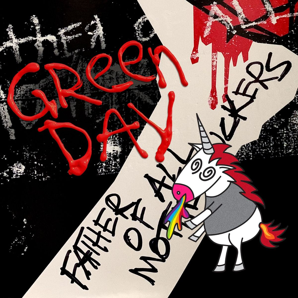 Green Day prezentuje nowy singiel Father Of All…