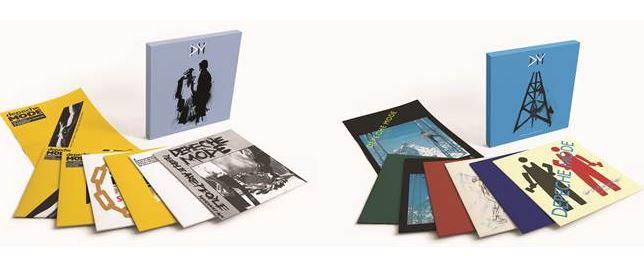 Kolejne boxy Depeche Mode z kolekcją singli na 12 winylach!