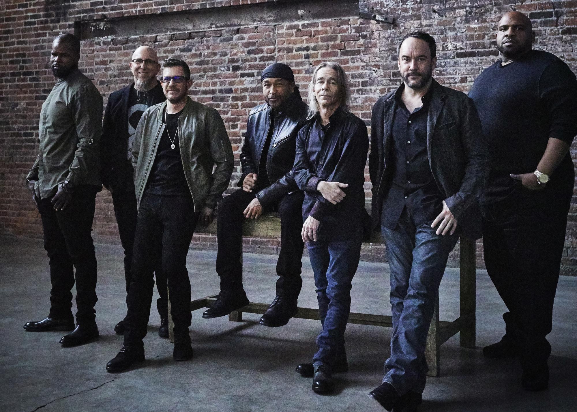 Dave Matthews Band – niezbędnik koncertowy