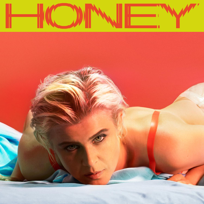 Robyn z klipem do Honey i coverem Wham