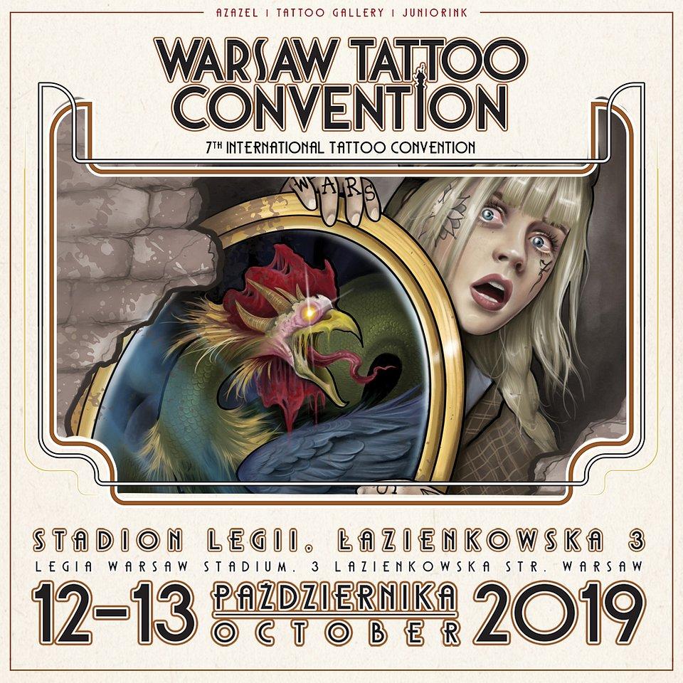 Już w ten weekend - Warsaw Tattoo Convention