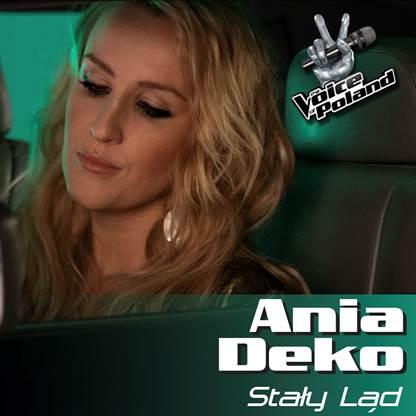 Finalistka The Voice of Poland Ania Deko prezentuje singiel Stały Ląd