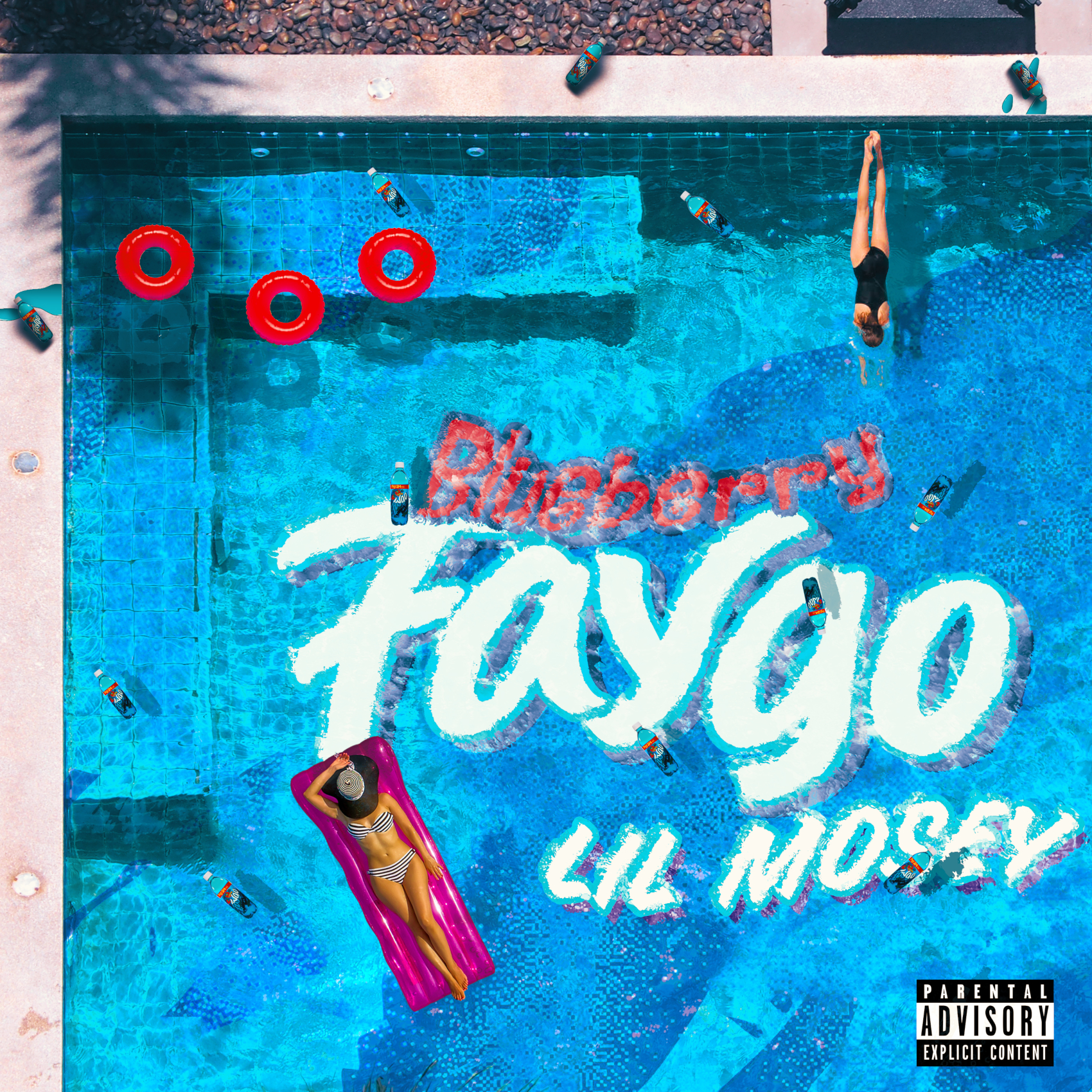 Lil Mosey z klipem do Blueberry Faygo