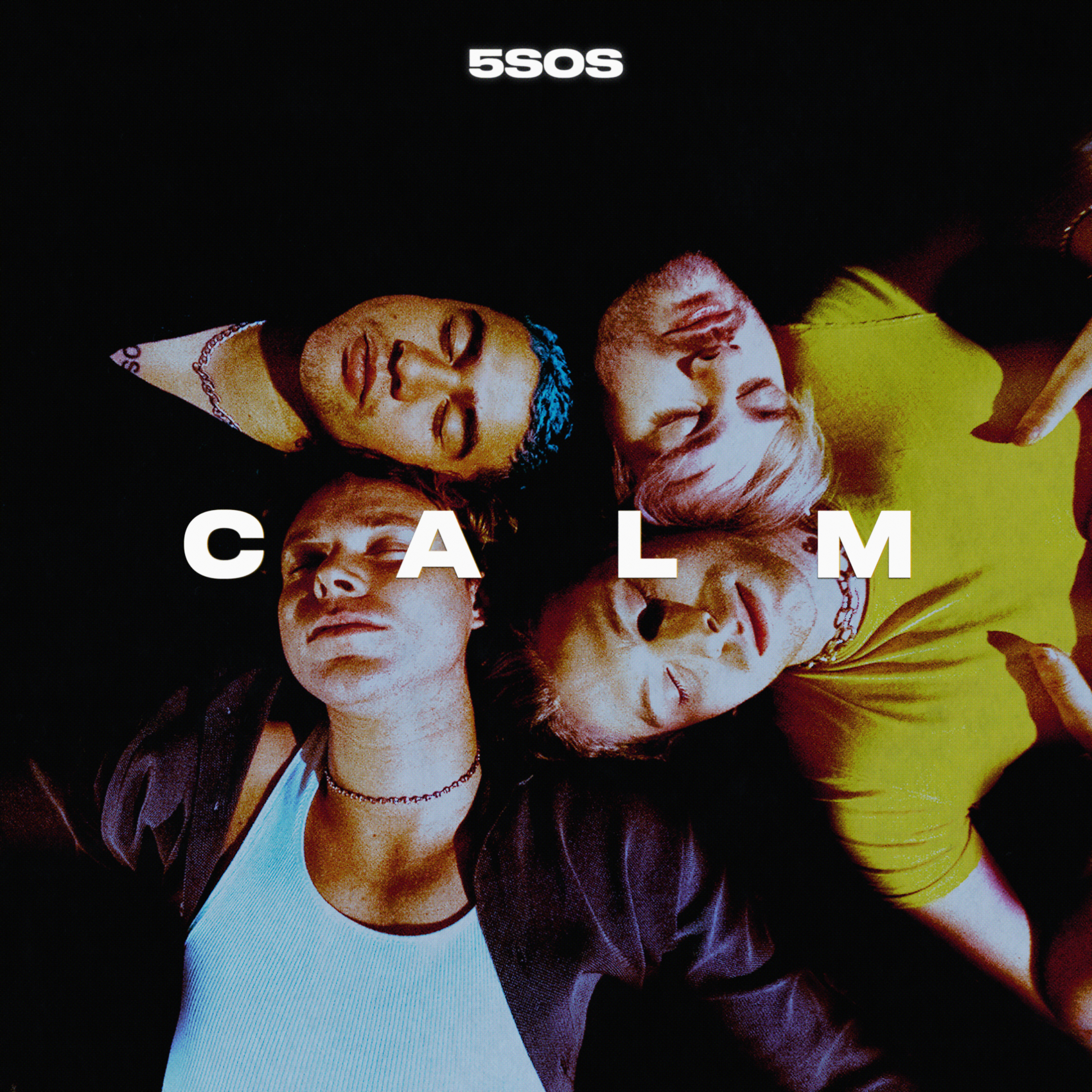 5 Seconds of Summer z albumem CALM