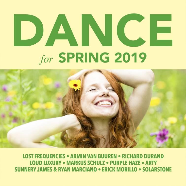 Taneczne przeboje na wiosnę 2019!