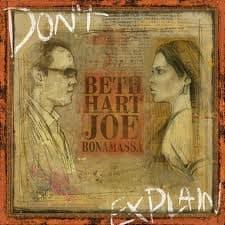 Joe Bonamassa w duecie z Beth Hart