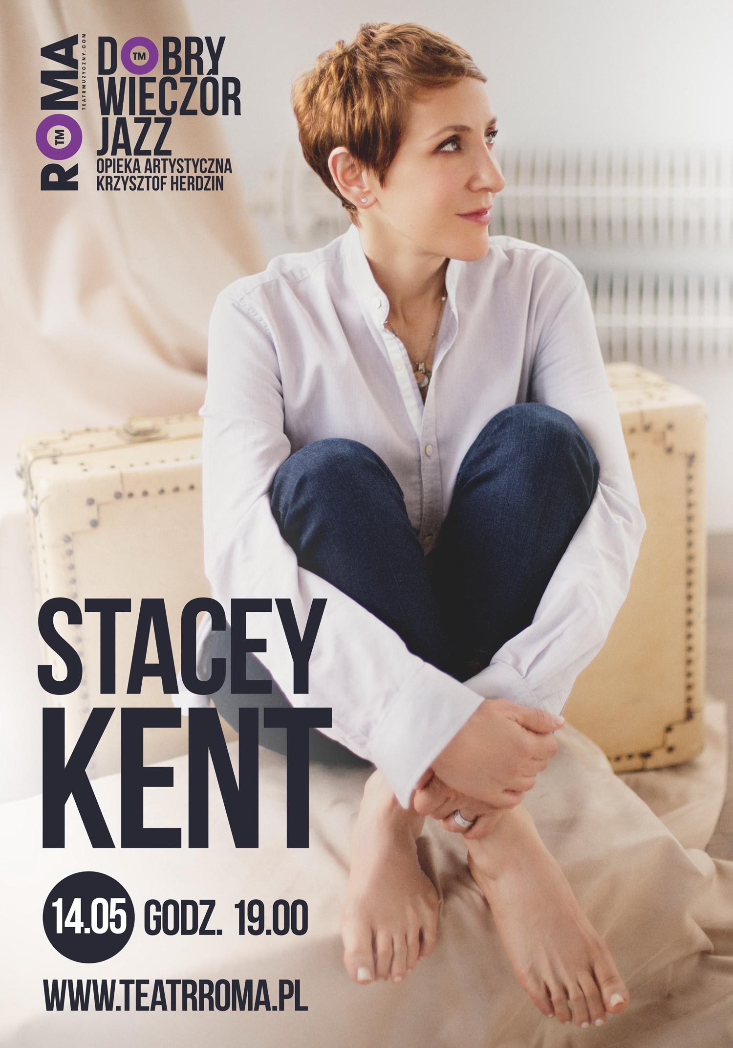 Stacey Kent - gwiazda jazzu wystąpi 14 maja w TM ROMA