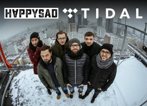 Stwórz własną playlistę w TIDAL z Happysad