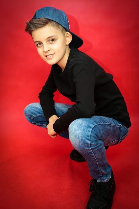 12-letni Eryk Waszczuk sięga po kolejne hity
