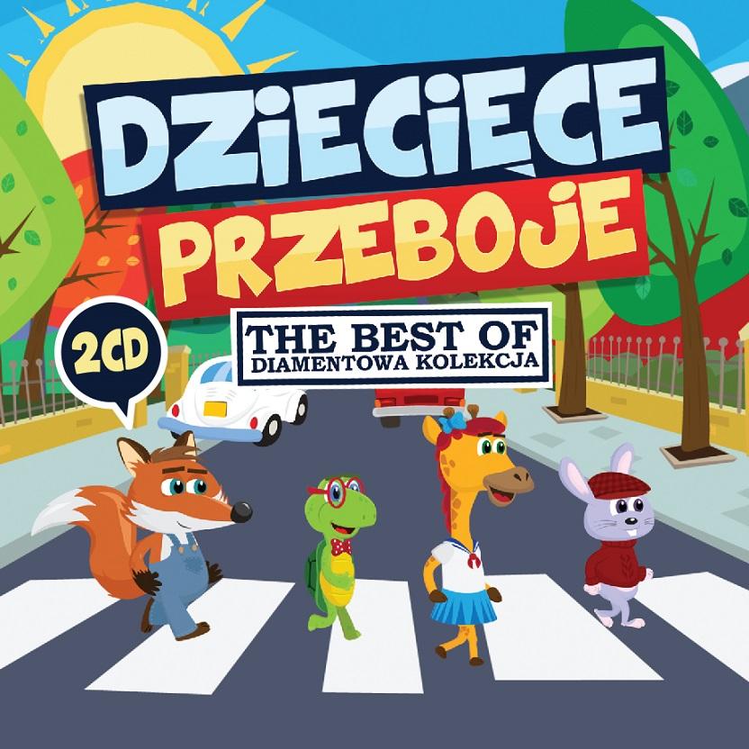 Dziecięce Przeboje - Best Of. Diamentowa Edycja już w sprzedaży!