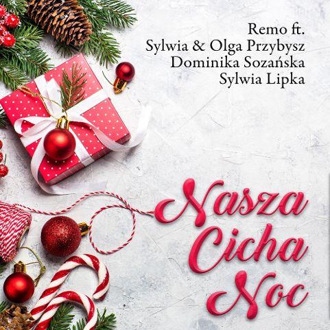 4 mocne kobiece głosy w świątecznym utworze Remo