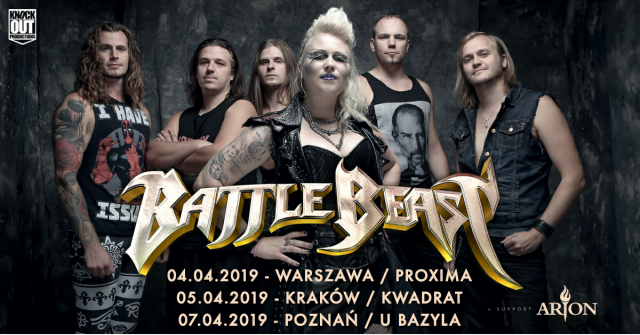 Battle Beast: Kulisy powstawania nowego albumu