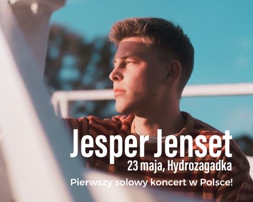 Jesper Jenset na pierwszym solowym koncercie w Polsce!