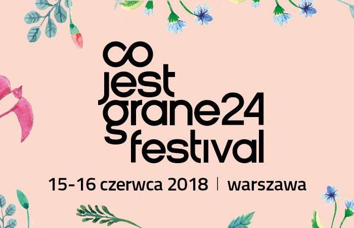 Rojek, Paulina Przybysz, GrubSon i Linia Nocna na Co Jest Grane 24 Festival!