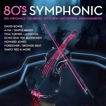 Wielkie hity z lat 80. we wspaniałych orkiestrowych aranżacjach!