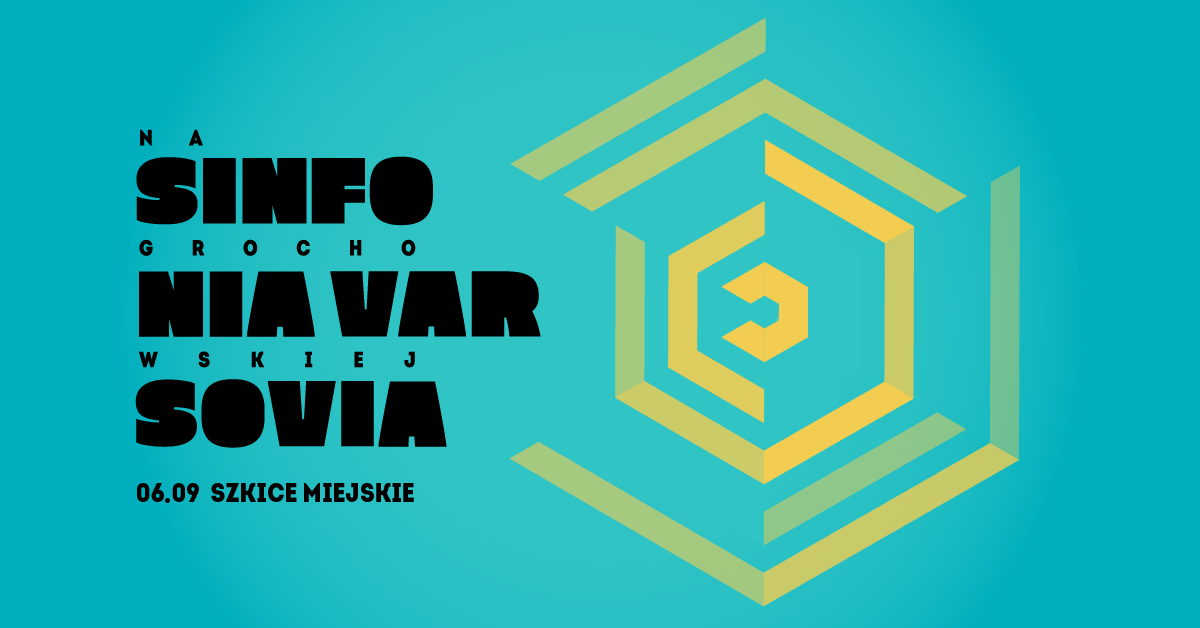Sinfonia Varsovia na Grochowskiej –  Szkice miejskie