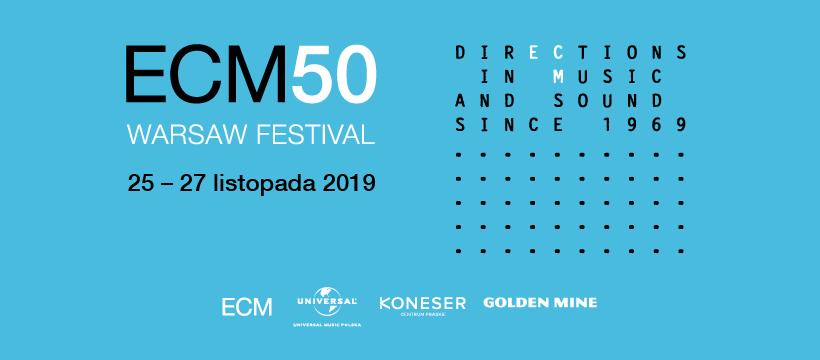 Legendarna wytwórnia ECM Records obchodzi 50. urodziny w Warszawie!
