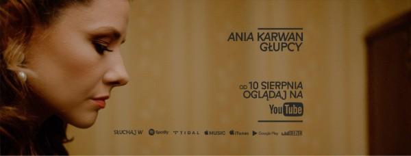 Ania Karwan zapowiada album!