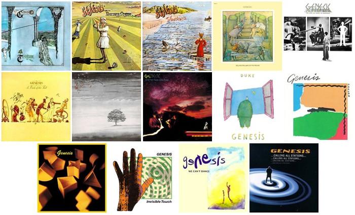 Genesis: 14 albumów w reedycjach najwyższej jakości na winylu
